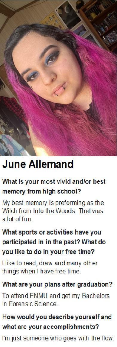 June Allemand