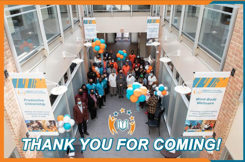 CCPrep Celebrates our Student Wellness Center Ribbon Cutting Ceremony! Featured Photo