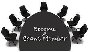 Become a board member