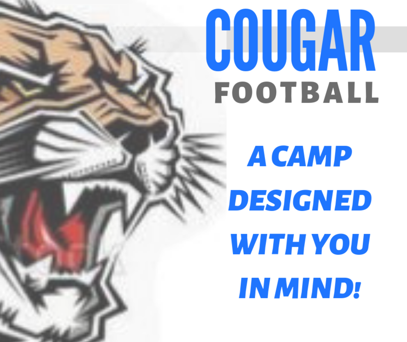 Date Changes to Free Middle School Football Camp! Thumbnail Image