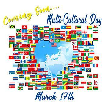 Multi-Cultural Day is coming.... Thumbnail Image