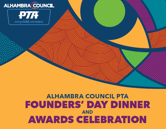PTA FOUNDER'S DAY DINNER & AWARD CELEBRATION Featured Photo