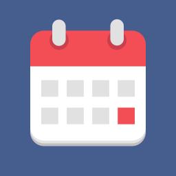 Color Coded Calendar Thumbnail Image