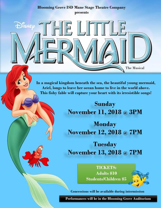 The Little Mermaid The Musical Thumbnail Image
