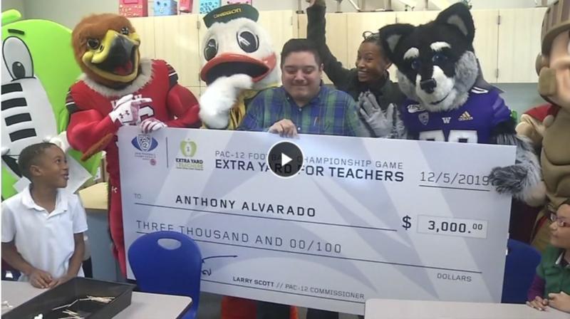 Franklin Teachers Awarded! Thumbnail Image