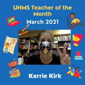 Ms. Kerrie Kirk