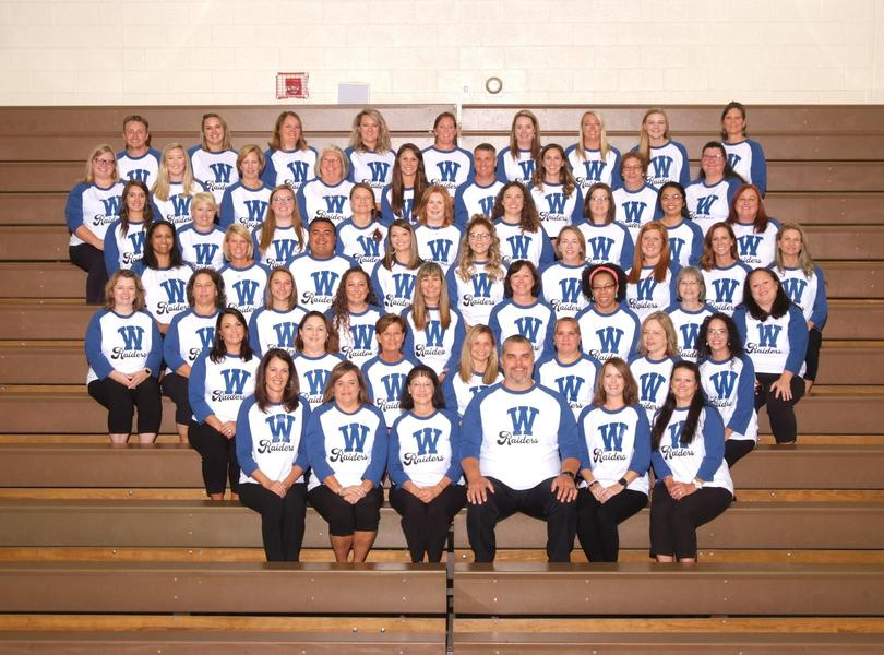 Welcome Staff Picture