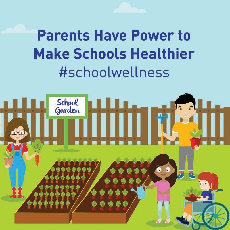 #schoolwellness