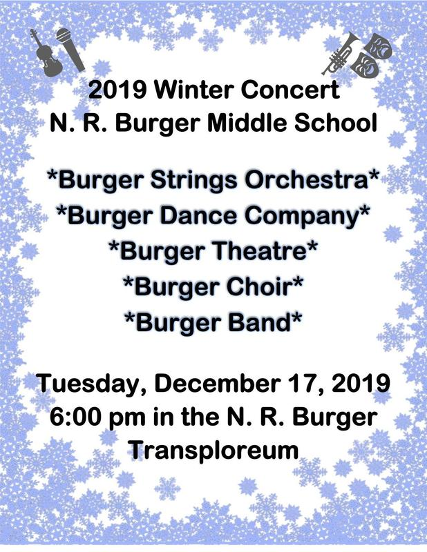 2019 WINTER CONCERT Featured Photo