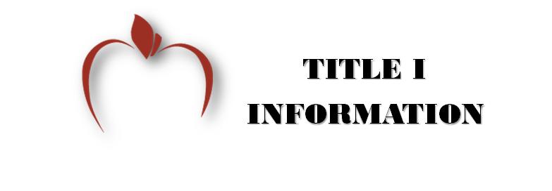 Title 1 Information