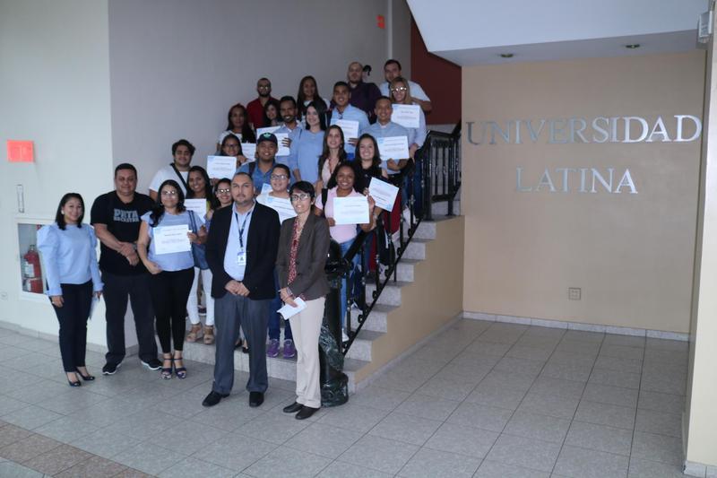 Visita del Politécnico Costa Atlántica, Barranquilla-Colombia. Featured Photo