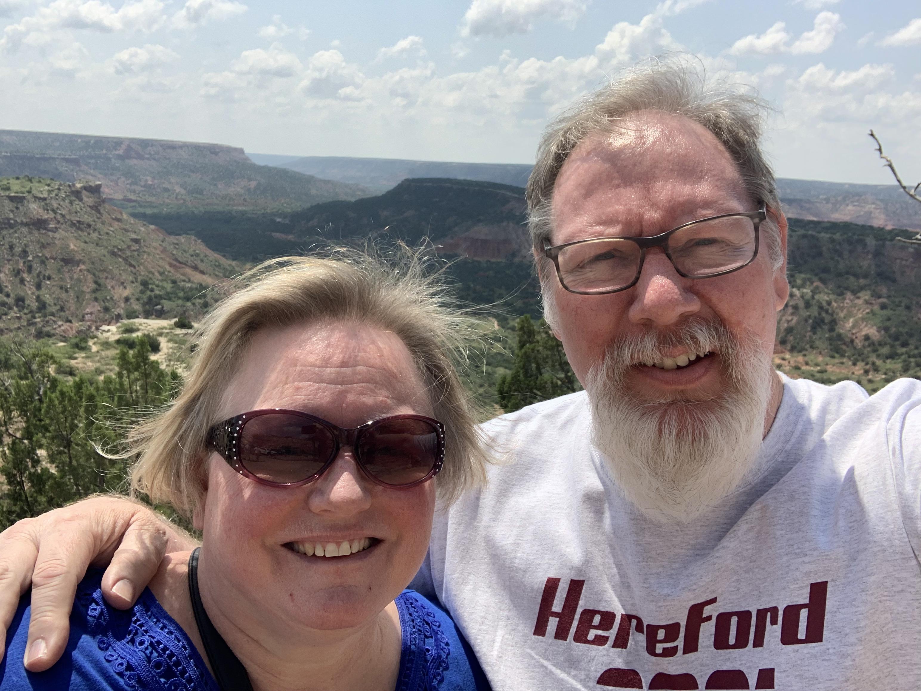 At the Canyon 2021