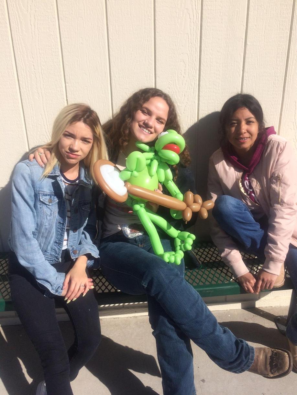 Refugio Girls Birthday