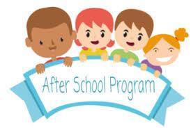 Children in an after school program