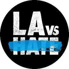 la vs hate