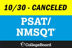 Image PSAT Canceled