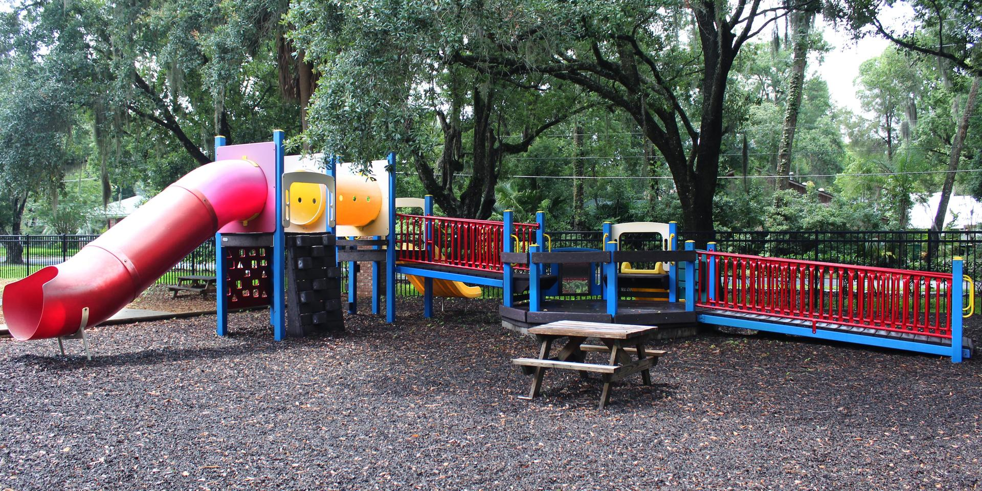 Current Playground