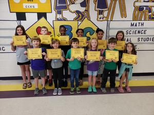 September Citizens of the Month