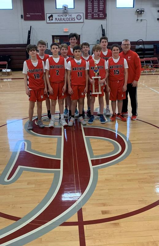 39th John Barden Elementary Basketball Tournament Featured Photo