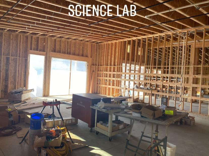 Expansion Science Lab