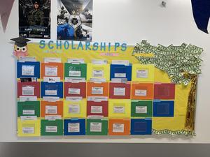 Scholarship Wall.JPG