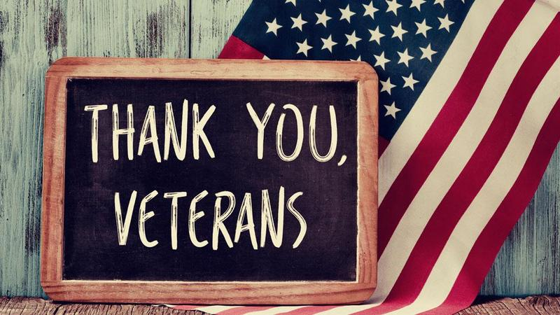 Veterans Day Tribute Featured Photo