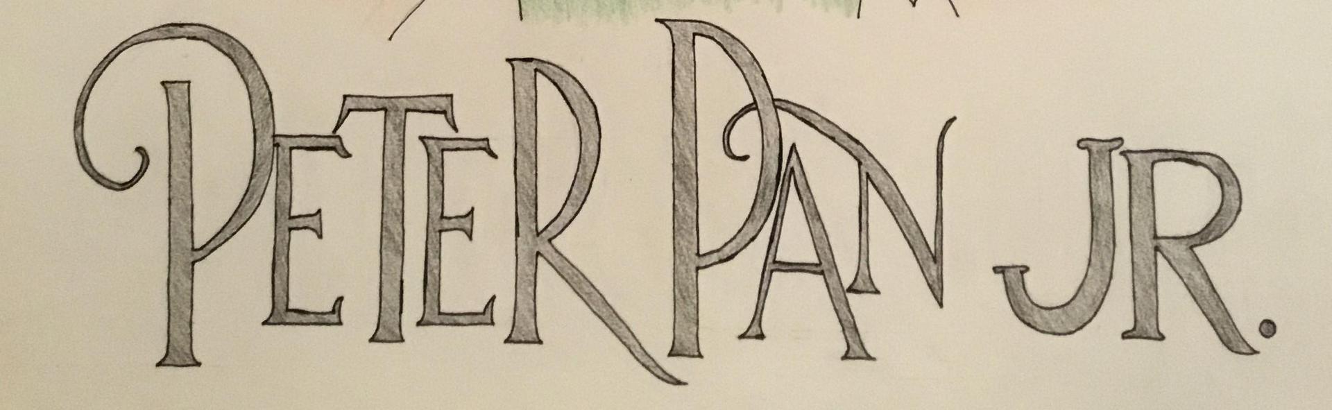 Peter Pan Jr title