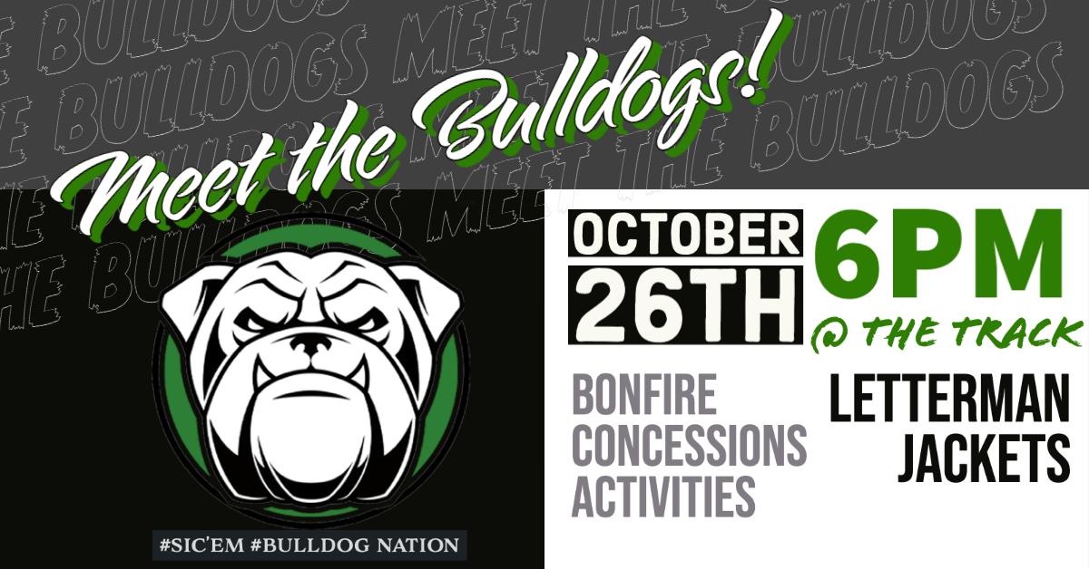 Meet the Bulldogs - October 26
