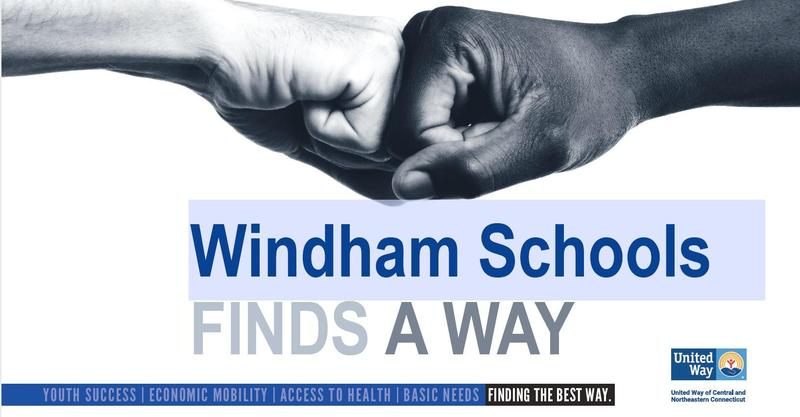 Windham Public Schools Kicks Off its Campaign to Support the United Way Thumbnail Image