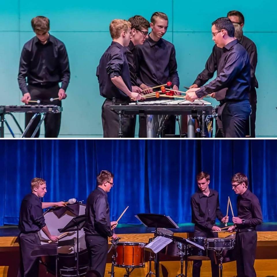 Norwin High School Percussion Ensemble