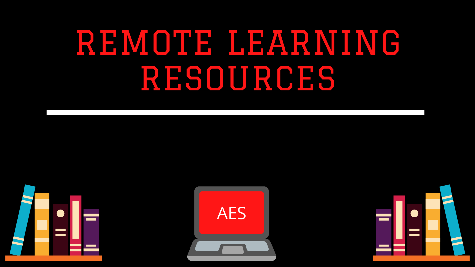 Aquadale Remote Learning Resources