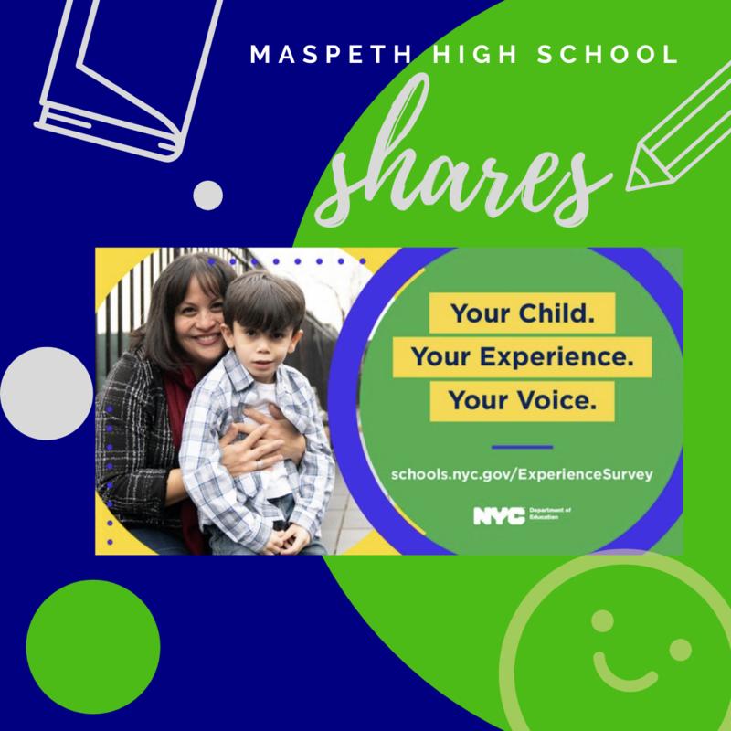 School Experience Survey