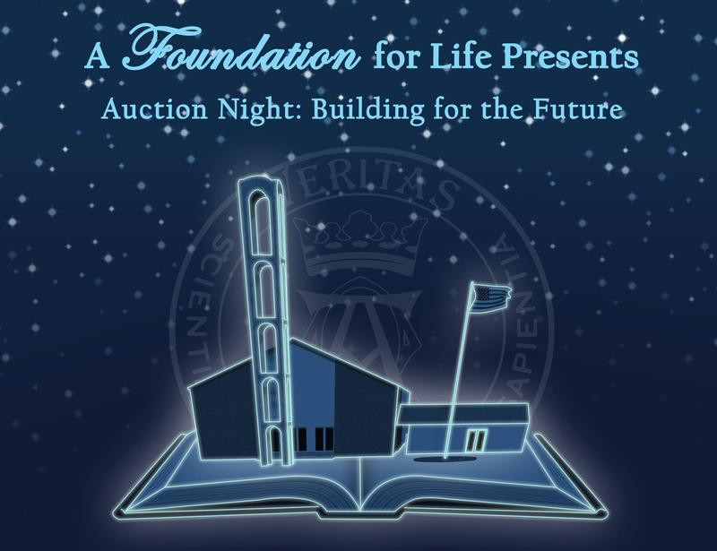 a foundation for life presents auction night: building for the future
