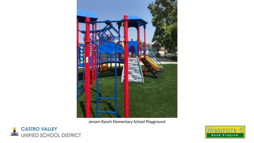 Jensen Ranch Elementary School Playground