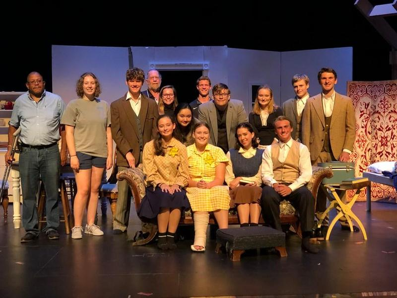 LSA Competes in TAPPS One Act Play Thumbnail Image