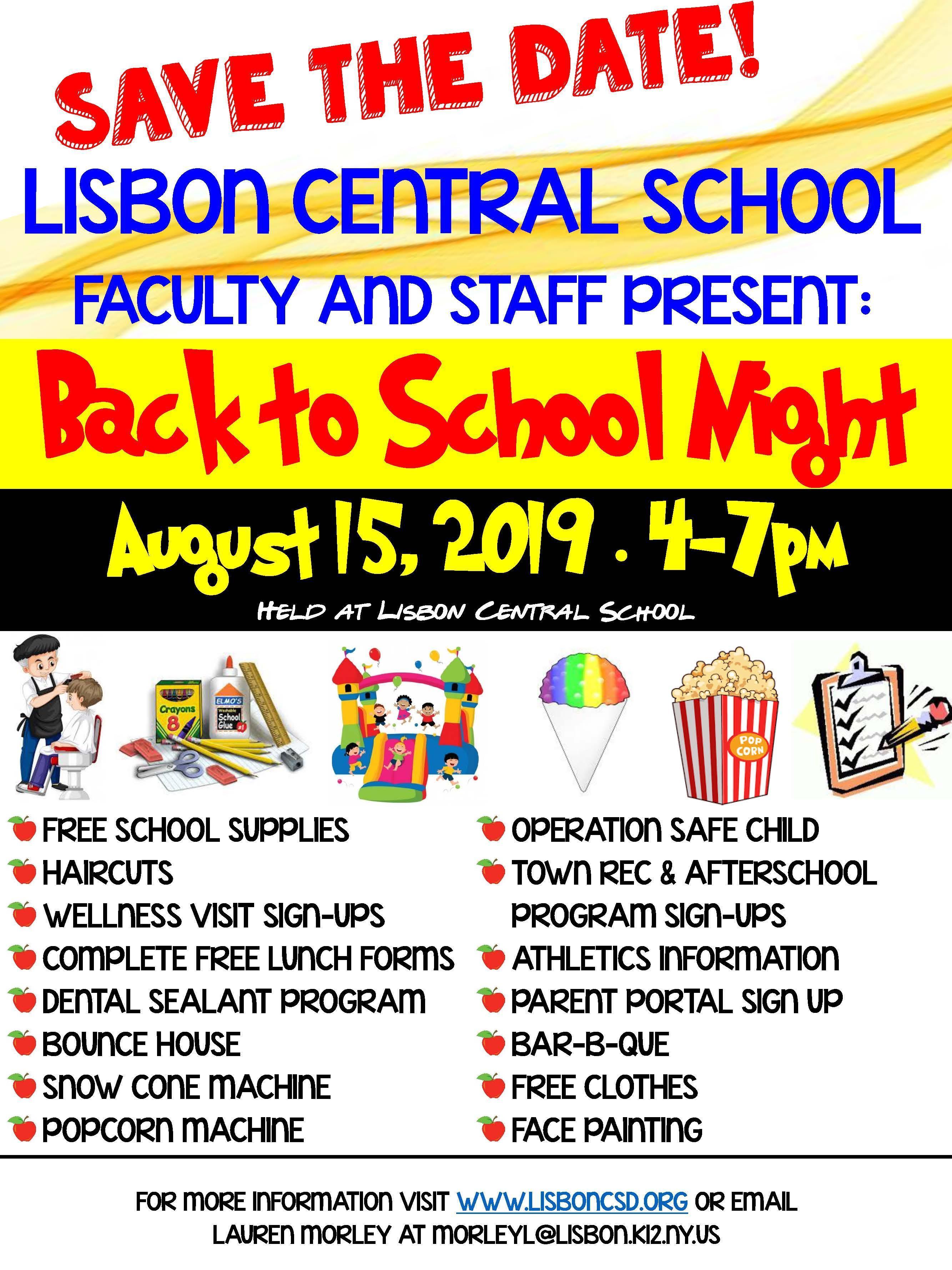 Lisbon Central School District
