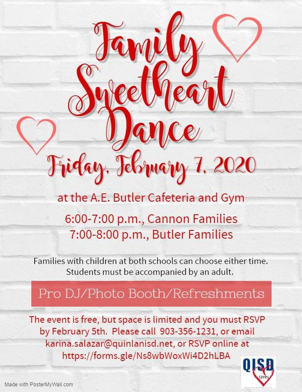 Family Sweetheart Dance Featured Photo