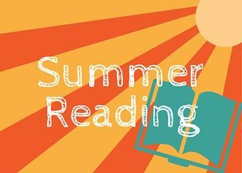 2020 Summer Reading Featured Photo