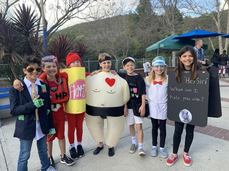 Congratulations to Pacific's 4th grade Odyssey of the Mind team Thumbnail Image