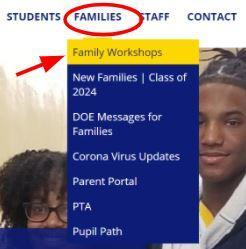 Family Workshops Featured Photo