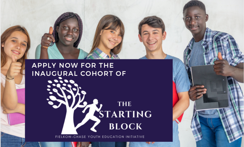 St. Augustine announces partnership with The Starting Block: A Fielkow-Chase Youth Education Initiative Featured Photo