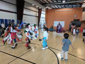 WTSD Choctaw Visit - image 6