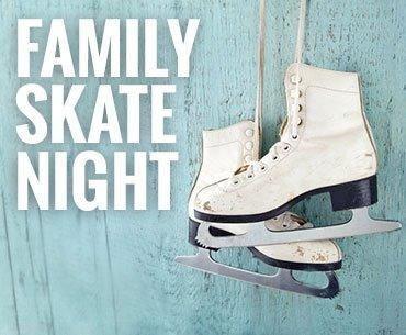 Wilder's Family Ice Skating Night  January 31st Featured Photo