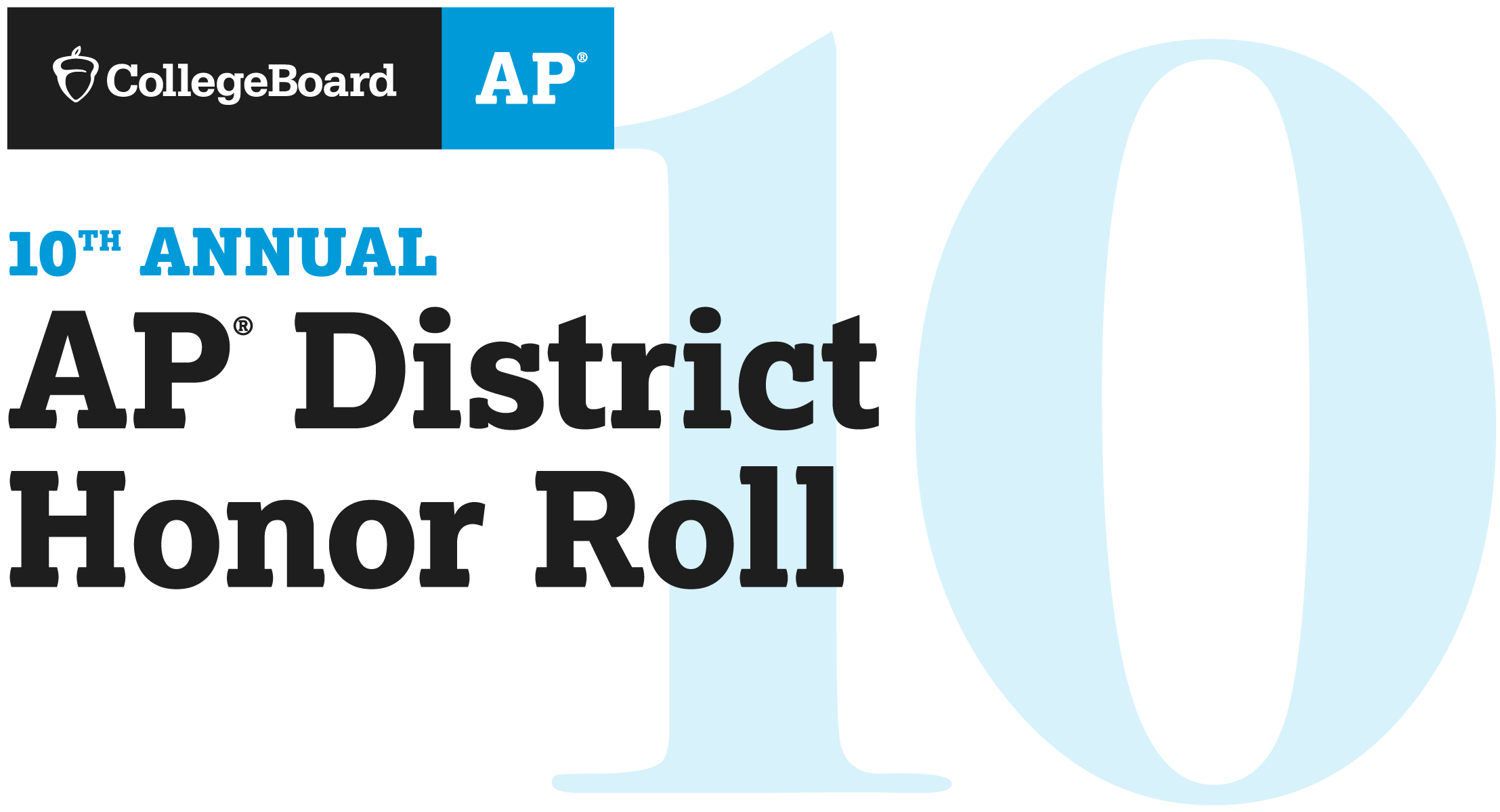 College Board AP Honor Roll 2