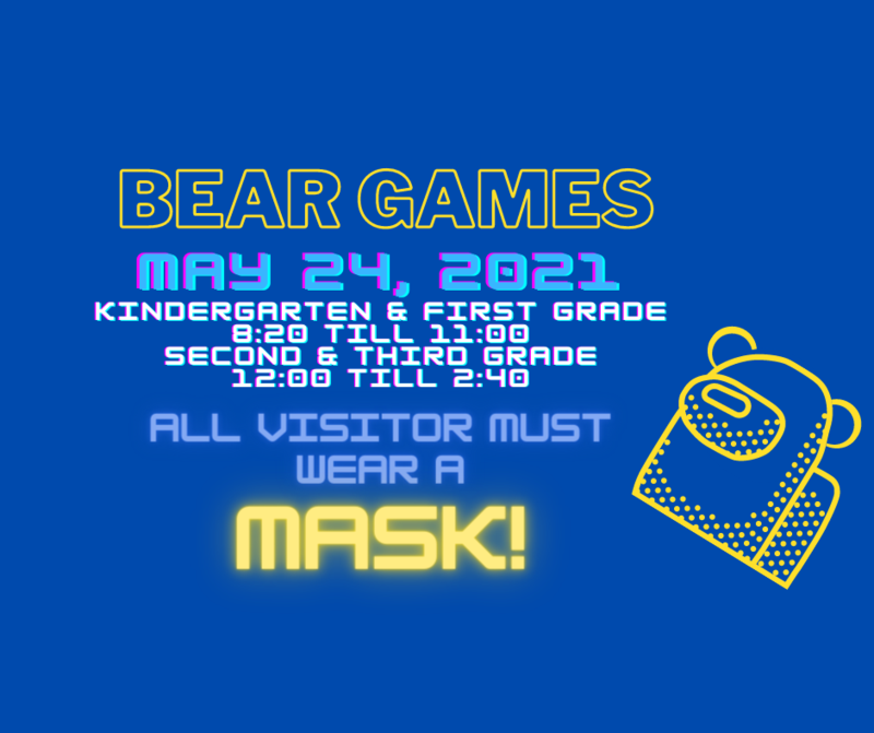 Bear Games Featured Photo
