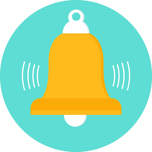 School Bell icon Schedules