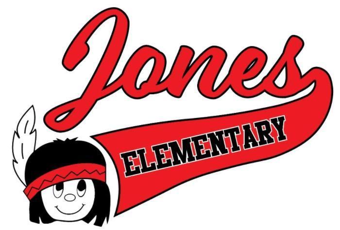 Jones Elementary Logo