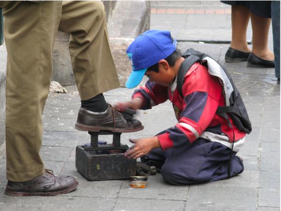 Cerca de 5 millones de niños enfrentan el mundo laboral en México Featured Photo