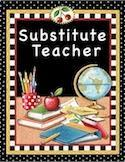substitute teacher orientation