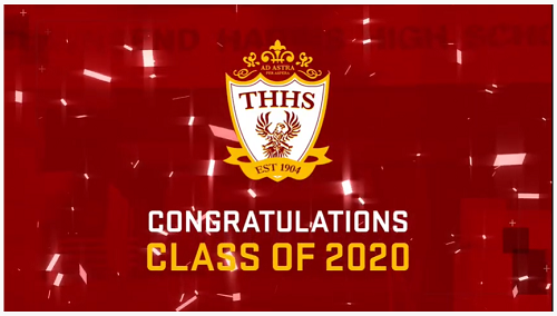 THHS graduation